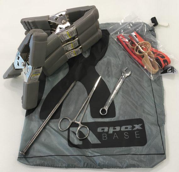 Apex BASE Packing Tools Kit BASE Parachutes