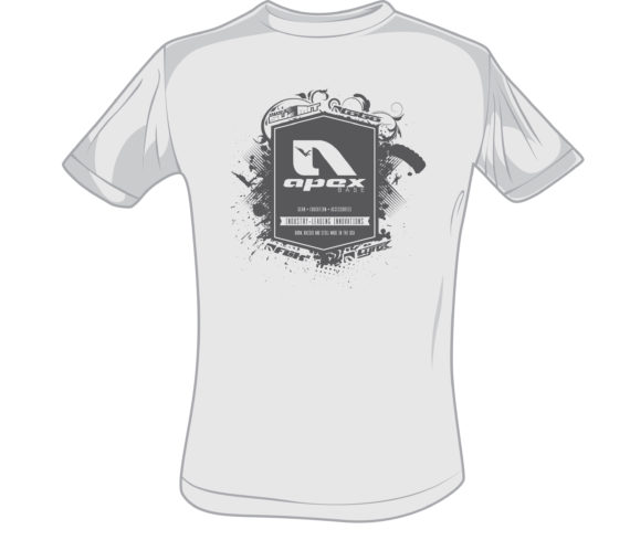 Apex Shirt-OneColor-Gray