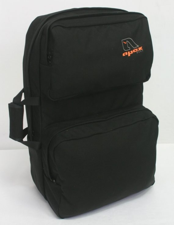 BASE gear and accessory bag rear