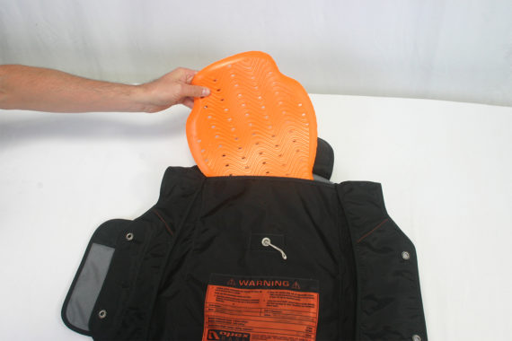 D30 Back Protection