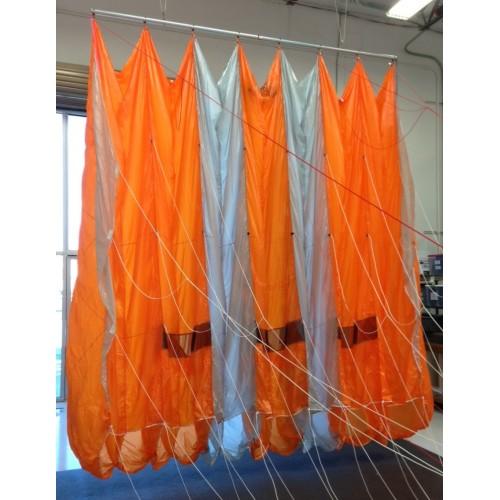 Lobo 300 Orange and Gray-500×500